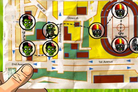 美女大战僵尸:zombies